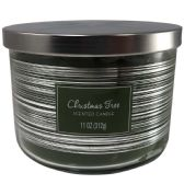 4 Units of SCENTED CANDLE 11 OZ PINE TREE - Candles & Accessories