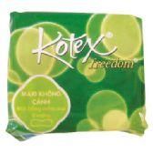 48 Units of KOTEX FREEDOM MAXI 8 CT PADS W - Store