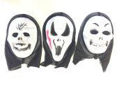 36 Units of PARTY SOLUTIONS HOODED HORROR - Costumes & Accessories