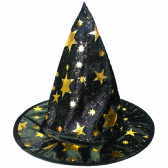 36 Units of PARTY SOLUTIONS HALLOWEEN WITC - Halloween & Thanksgiving