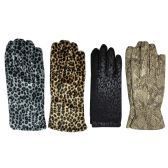 12 Units of LADIES DRESSY GLOVES ASTD COLO - Winter Gloves