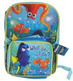 12 Units of BACKPACK 18 AND LUNCH BAG DORY