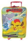 4 Units of ROLLING LUGGAGE 16 LION GUARD