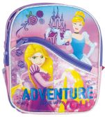 12 Units of BACKPACK 10 PRINCESS ADVENTURE