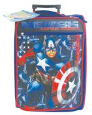 2 Units of ROLLING LUGGAGE 16 CAPTAIN AMERICA