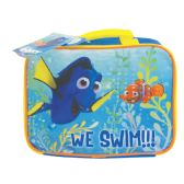 12 Units of LUNCH BAG 9.5 FINDING DORY BLUE
