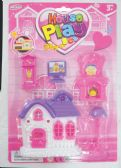 36 Units of PLAY HOUSE SET 5 PIECE