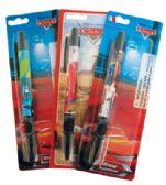 24 Units of DISNEY PIXAR CARS BALLPOINT PEN ASSORTED DESIGNS - Pens