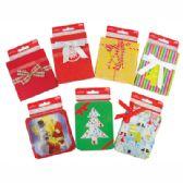 136 Units of CHRISTMAS GIFT CARD HOLDER PREPRICED $ 2.99 EACH OR 2 FOR $ 5.00 - Christmas Novelties