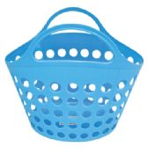 48 Units of HANDY BASKET 12 X 11 INCH ASSORTED COLORS