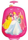 2 Units of 3D DISNEY PRINCESS LUGGAGE 15.5 INCH WITH WHEELS