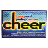 50 Units of CHEER POWDER LAUNDRY DETERGENT 1.4 OZ COLOR GUARD MADE IN USA - Laundry Detergent