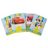 24 Units of EGG DECORATING KIT DISNEY/MARVEL DESIGNS