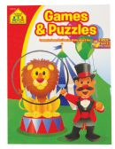 48 Units of ACTIVITY BOOK 96 PG GAMES AND PUZZLES