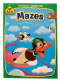 48 Units of ACTIVITY BOOK 96 PG MAZES