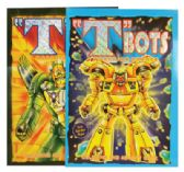 48 Units of TBOTS FOIL COLOR AND ACTIVITY BOOK 96 PAGE ASSORTED VOLUMES