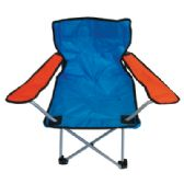 6 Units of KIDS CAMPING CHAIR 14 X 14 X 22 INCH BLUE