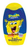 12 Units of NICKELODEON SPONGEBOB SQUAREPANTS 2 IN 1 SHAMPOO AND CONDITIONER 10 OZ MELON SPLASH