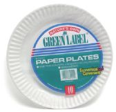 24 Units of NATURE'S OWN PAPER PLATE 40 CT 9 INCH