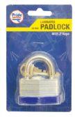 24 Units of LAMINATED PADLOCK 2 INCHES WITH 2 KEYS - Padlocks/Combination Locks/Brass/Iron