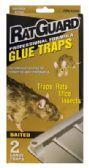 12 Units of RAT GLUE TRAP 2 PACK JUMBO