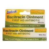 24 Units of BACITRACIN OINTMENT 0.50 OZ WITH ZINC