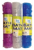 24 Units of RUBBER BATH MAT 14.5 X 27 INCH ANTI-SLIP