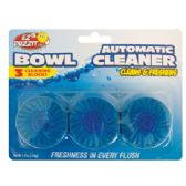 36 Units of AUTOMATIC BOWL CLEANER 3 PACK 5.3 OZ TOTAL