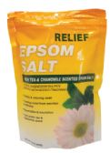 12 Units of EPSOM SALT 16 OZ GREEN TEA AND CHAMOMILE SCENTED