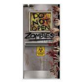 12 Units of Zombies Lab Door Cover indoor & outdoor use - Photo Prop Accessories & Door Cover