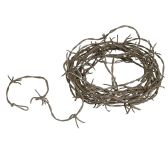 12 Units of Rusty Barbed Wire Garland