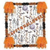 Halloween Reflections Dec Kit - 32 Pcs