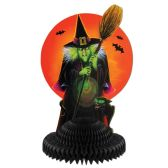 12 Units of Witch Centerpiece - Party CenterPieces