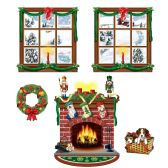 12 Units of Indoor Christmas Decor Props insta-theme