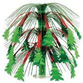 6 Units of Christmas Tree Cascade Centerpiece