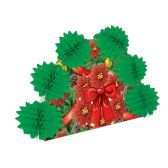 12 Units of Christmas Pop-Over Centerpiece - Party CenterPieces