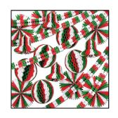 1 Units of Christmas Display Decorator - 27 Pcs
