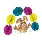 12 Units of Easter Bunny Pop-Over Centerpiece - Party CenterPieces