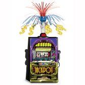 12 Units of Slot Machine Centerpiece - Party Center Pieces