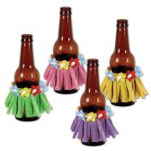 12 Units of Drink Hula Skirts asstd colors