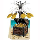 12 Units of Pirate Treasure Centerpiece - Party Center Pieces