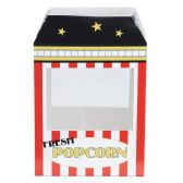 12 Units of Popcorn Machine Centerpiece assembly required - Party CenterPieces