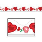 12 Units of Valentine Border Trim