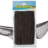 12 Units of Fish Netting black