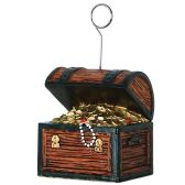 6 Units of Treasure Chest Photo/Balloon Holder