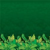 6 Units of Jungle Foliage Backdrop insta-theme - Party Novelties