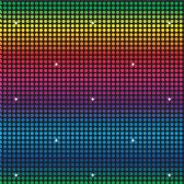 6 Units of Disco Backdrop insta-theme - Party Novelties
