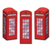 12 Units of Phone Box Favor Boxes assembly required