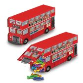 12 Units of Double Decker Bus Centerpiece assembly required - Party Center Pieces