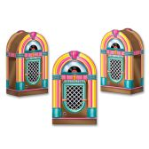 12 Units of Jukebox Favor Boxes assembly required